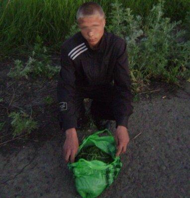 На Луганщине задержали 19-летнего наркодиллера (фото), фото-1