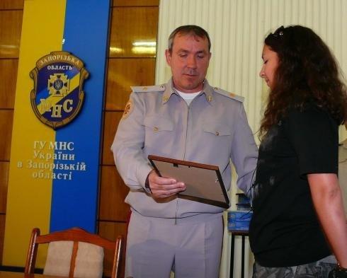 МЧС поздравили журналистов с праздником (ФОТО), фото-2