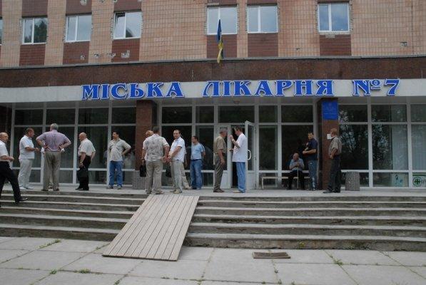 Луганская горбольница № 7 станет крупным медицинским центром, обещает мэр Луганска (фото), фото-2