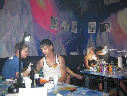 В Луганске прошел тату-фестиваль (фото), фото-2