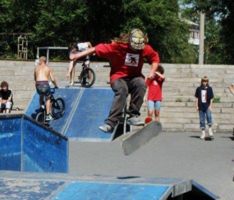Сегодня скейтбордисты отмечают свой праздник (ФОТО), фото-2