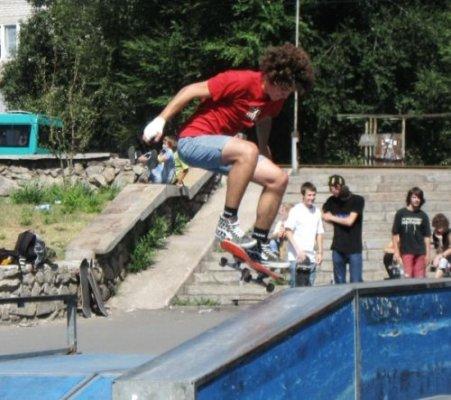 Сегодня скейтбордисты отмечают свой праздник (ФОТО), фото-3