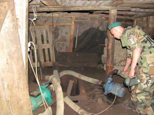 На Луганщине обнаружили подпольный трубопровод (фото), фото-1