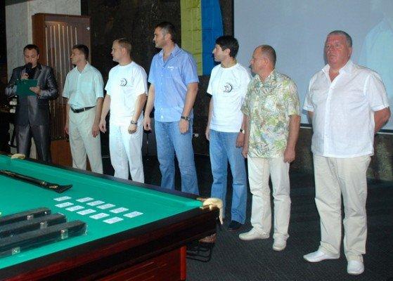 В Ялте прошел турнир по бильярду на кубок «Молодых регионов» с участием Януковича-младшего (ФОТО), фото-1