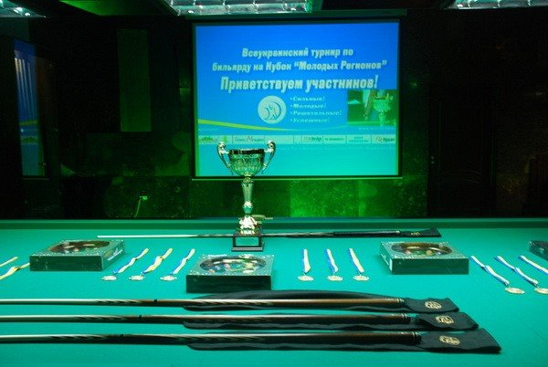 В Ялте прошел турнир по бильярду на кубок «Молодых регионов» с участием Януковича-младшего (ФОТО), фото-4