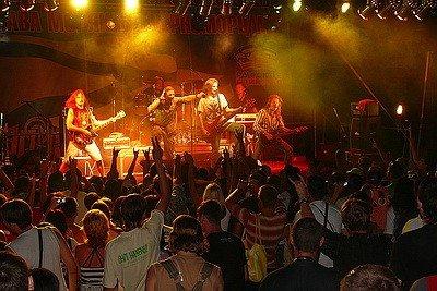 АнтиНАТОвский лагерь «Донузлав-2010» в Крыму завершился грандиозным рок-концертом (ФОТО), фото-3