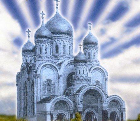 Горловские предприниматели просят на строительство храма по тысяче гривен, фото-1