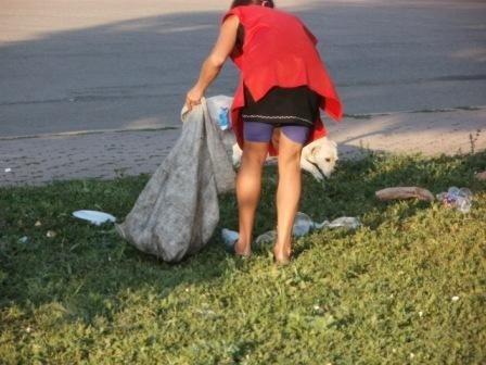 Как мы чистили городскую «пепельницу», фото-4