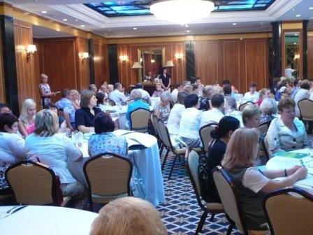 «Денежные мешки» Горловки обсудили проект налогового кодекса в гостинице Ахметова, фото-2