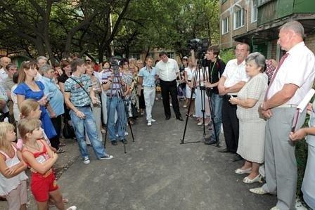Автора гимна Горловки Евгения Легостаева увековечили на мемориальной доске, фото-1