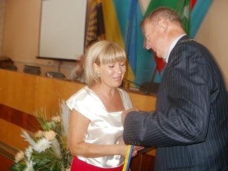 Мэр поздравил победителей городского конкурса  «Признание», фото-1