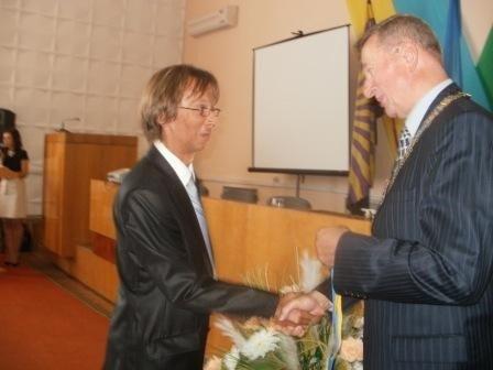 Мэр поздравил победителей городского конкурса  «Признание», фото-2