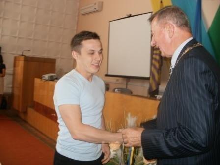 Мэр поздравил победителей городского конкурса  «Признание», фото-4