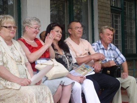 Жители Комарова отметили праздник поселка, фото-1