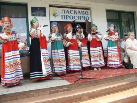 Жители Комарова отметили праздник поселка, фото-2