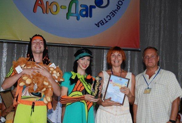 В Гурзуфе завершился международный фестиваль детского и юношеского творчества «Звездный Аю-Даг» (ФОТО), фото-3