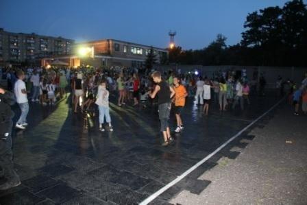 «Комсомолец» отметил День шахтера конкурсами и праздничной дискотекой (ВИДЕО), фото-4