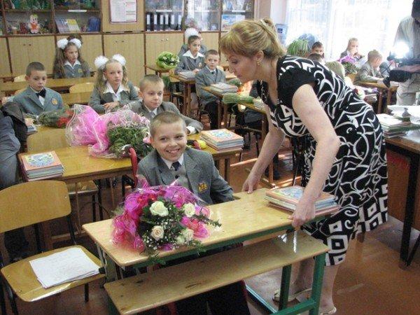 Дети-колясочники впервые в Харькове пошли в обычные школы (ФОТО), фото-4