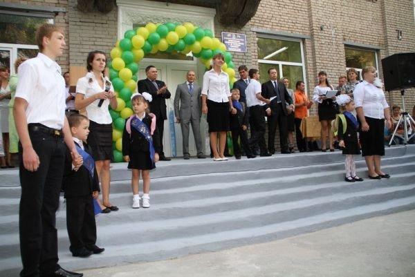 Первый звонок в Кушугумской школе «Интеллект» все же прозвучал (ФОТО), фото-4