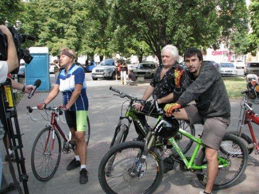 Запорожские велосипедисты требуют от городских властей, чтобы с ними считались (ФОТО), фото-3