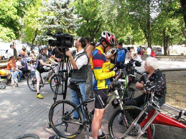 Запорожские велосипедисты требуют от городских властей, чтобы с ними считались (ФОТО), фото-4