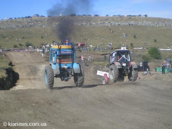 Гонки «Трак Прохват 2010» выиграл крымский тракторист с 10-летним стажем, фото-4