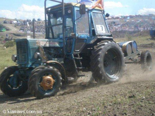 Гонки «Трак Прохват 2010» выиграл крымский тракторист с 10-летним стажем, фото-2