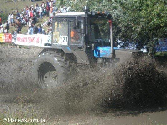 Гонки «Трак Прохват 2010» выиграл крымский тракторист с 10-летним стажем, фото-1