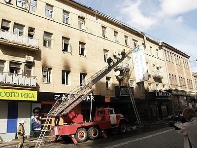 Как выглядит здание на Сумской, 11 после пожара (ФОТО), фото-1