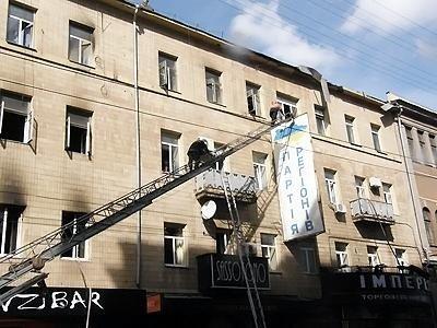 Как выглядит здание на Сумской, 11 после пожара (ФОТО), фото-3