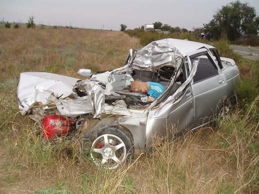 На крымской дороге молодая пара на легковушке погибла, врезавшись в КАМАЗ (ФОТО), фото-2