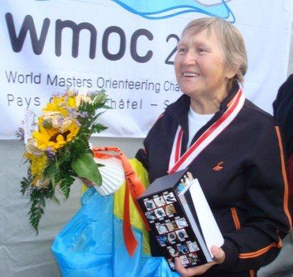 76-летняя запорожанка стала чемпионкой мира по спортивному ориентированию (ФОТО), фото-1