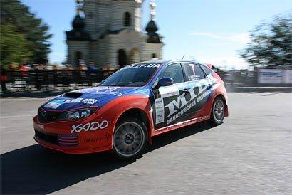 Машину за $600 тыс. разбил украинский экипаж на Prime Yalta Rally (фото), фото-3