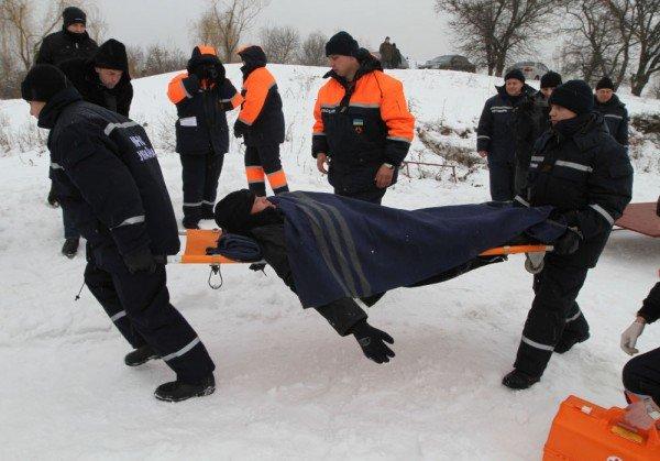 На «Донецком море» спасали утопающих (фото), фото-4