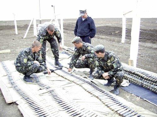 Харьковские курсанты стреляли в Крыму (ФОТО), фото-4