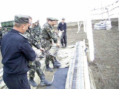 Харьковские курсанты стреляли в Крыму (ФОТО), фото-2
