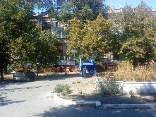 Агитационные предвыборные палатки - теперь в ваших дворах (ФОТОФАКТ), фото-2