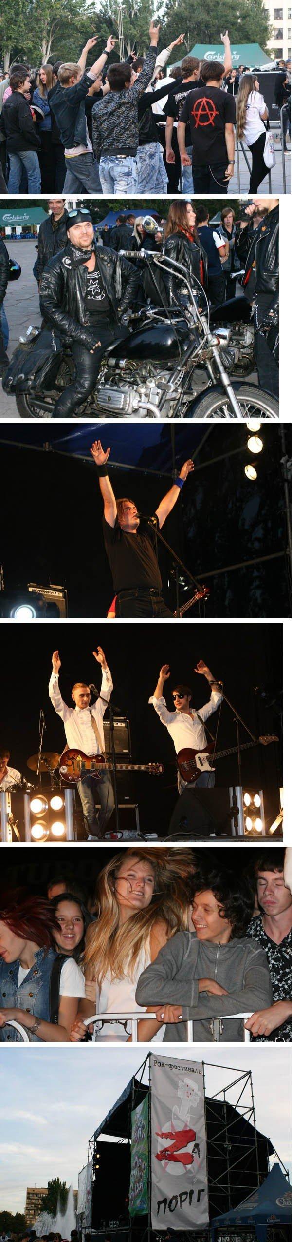 На главном рок-событии Запорожья веселились рокеры и байкеры, и собирали деньги для онкобольных детей  (ФОТО), фото-4