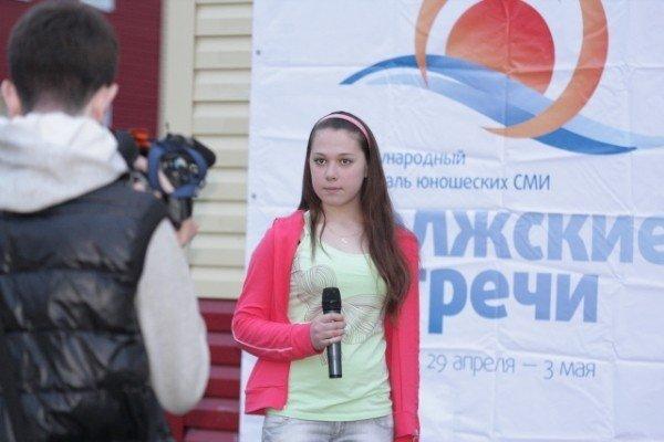 Юношеские СМИ Крыма, России и стран СНГ   выбирают «ВОЛЖСКИЕ ВСТРЕЧИ», фото-1