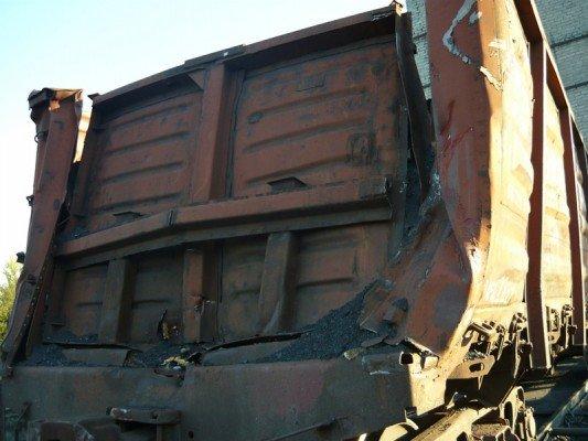 Донецкие промышленники калечат железнодорожный транспорт. В день по 2 тысячи вагонов (ФОТО), фото-2