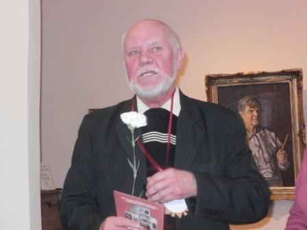 В Горловском художественном музее выбрали «Богиню кисти» и «Орфея живописи», фото-1