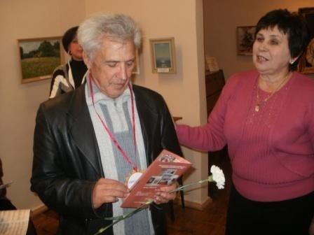 В Горловском художественном музее выбрали «Богиню кисти» и «Орфея живописи», фото-3