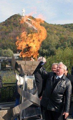 В Святогорск накануне выборов провели газопровод (фото), фото-1