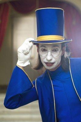 Самые талантливые певец, жонглер и пантомим выступят завтра перед горловчанами, фото-1