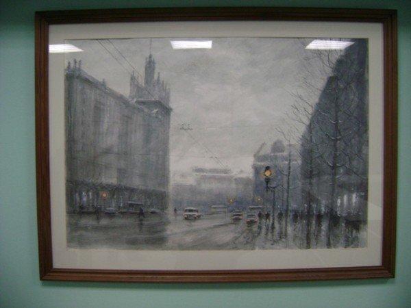 Вернисаж картин о Харькове открылся в отделении больницы (ФОТО), фото-4