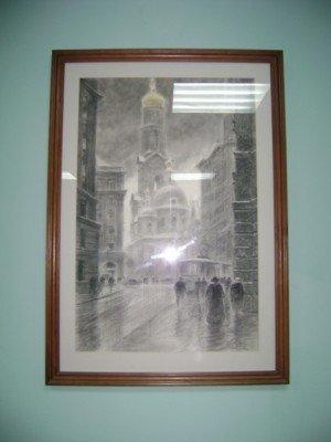 Вернисаж картин о Харькове открылся в отделении больницы (ФОТО), фото-1