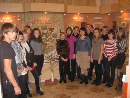 Студенты машиностроительного колледжа стали частью «Горловского древа», фото-4