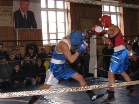 Горловские боксеры отметили 15-летие дела жизни Аркадия Верича, фото-1