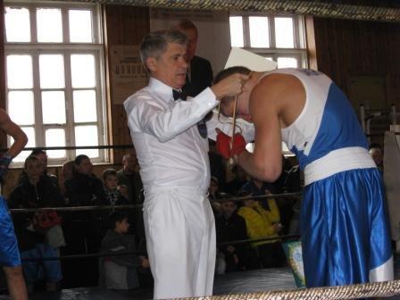 Горловские боксеры отметили 15-летие дела жизни Аркадия Верича, фото-2