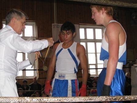 Горловские боксеры отметили 15-летие дела жизни Аркадия Верича, фото-3